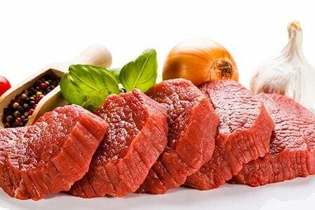 перевозка мяса в рефрижераторе